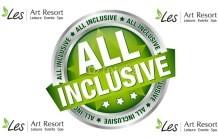 All Inclusive в LESу